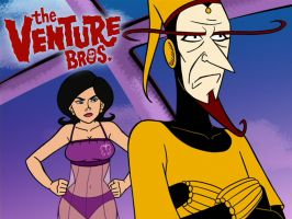 Love is Complicated by venturebros