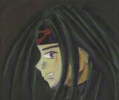 Envy in Chalk Pastel by Kasandra-Callalily