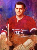 Maurice Richard by wooden-horse