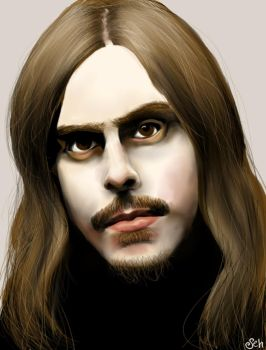 Opeth: Mikael Akerfeldt 2 by battlefate