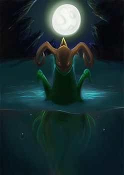 Agu - The Rift of Water by DeadlyObsession