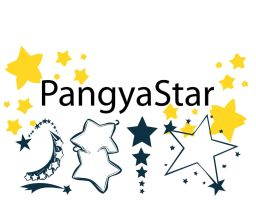 PangYa Star 2010 Official Logo by LunaAlexiel