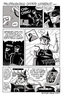Gingerbread House Robbery pg2 by Booter-Freak