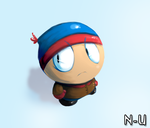 Stan Marsh by ColdSandwich