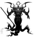 Demon Lord_concept by k-riboo