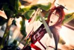 Ren Kouen - Magi the Labyrinth of Magic by Midgard1612
