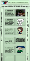 Commission Guide 2 of 2 by cmr-1990