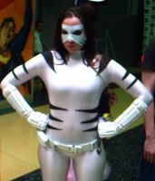 White Tiger 2011 by MonkeySquadOne