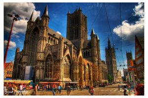 Gent in May ll by deylac