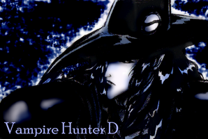 Vampire Hunter D by demoness