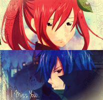 Jerza: I Miss You... by Jerza4ever
