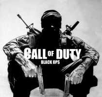 Black Ops by HoustonTxArtist