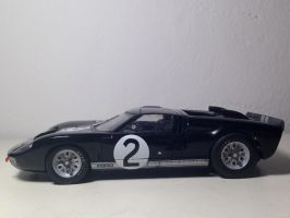 Ford GT40 / 5 by angelneo107