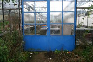 Abandoned greenhouse Stock 09 by Malleni-Stock