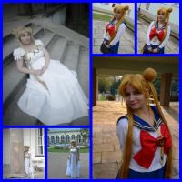 Sailor Moon Cosplay by SakuraiSasuke