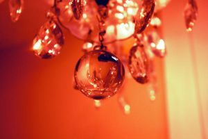 Chandelier by Rainskin