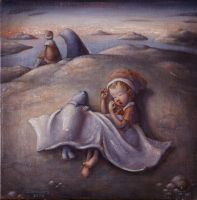 A nap in summer by perodog