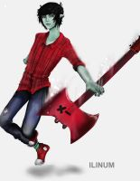 Marshall Lee by ilinum