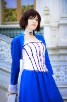 Elizabeth Cosplay by DEATHNOTE---L