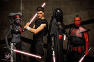 Sith - The Dark Side has Never Looked So Good! by faramon