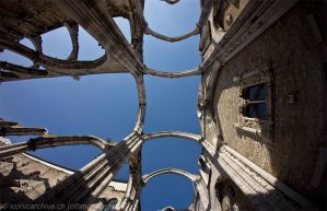 Convento do Carmo 1 by iconicarchive