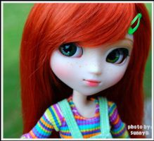 Freckle Face II by sunnybunny09