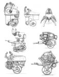 08 11 07 more robots 6 by cheezedog