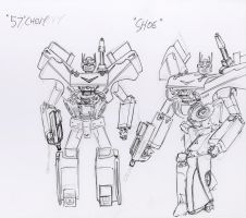Autobot sketch 'Shoe' by Jepray