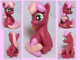Cheerilee Sculpt by CadmiumCrab