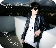 Happy Birthday, Mitchel Musso by nicolelylewis