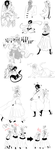 EVEN MORE ARRANCAR THINGS by Squidbiscuit