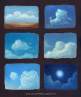 Clouds by minitreehouse