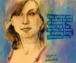 You smiled... by yatrik1788