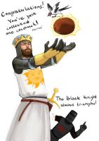 monty python: the holy grail by eleth89