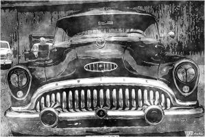 Oldtimer  - Buick by Escara40