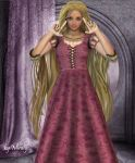 OUAT - Rapunzel by LadyMiralys