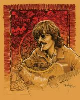George Harrison by ShannonTrottman