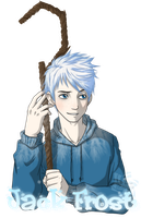 RotG - Jack Frost by Sakura-Rose12