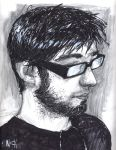 Nick Portrait by fallout161