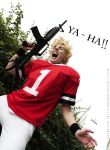 Eyeshield21 : Hiruma Yoichi YA - HA !! by MischievousBoyAilime