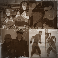 Makorra | Opposites Attract by un3xpectedfate