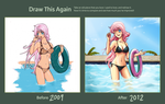 Draw this Again Contest - Pool by LuCaMi-5390