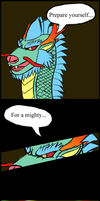 :comic: He's a king all right by Dield