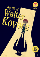 The life of Walter Kovacs/ Rorschach by funky23