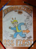 When In Doubt, Go Ass First! by AmandaKH87