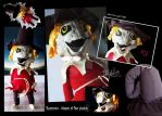 Scarecrow plushie - photos by millenium-night