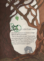illuminated manuscript (concept/wip) by fiftyblackroses