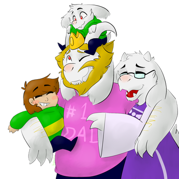 A Happy Family by Konory
