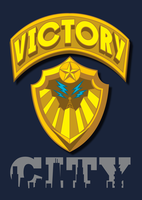 Victory City Logo by voirdire99