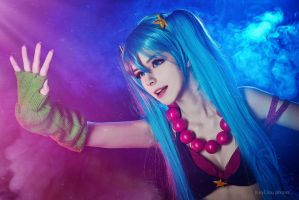 arcade Sona 5 by TOTO-TO